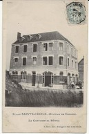 62- 30005  -   CAMIER      -   PLAGE  SAINTE  CECILE , L'HOTEL  CONTINENTAL - France