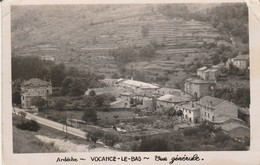 Ardèche : VOCANCE / VOCANCE-le-BAS :  Vue Générale - ( C.p.s.m. - Photo Vérit. ) - France