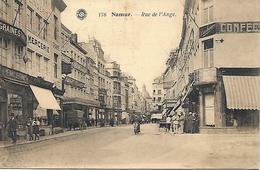 BELGIQUE -  NAMUR -  RUE DE L ANGE -  DUCHAINE CONFECTION-  MAGASINS VERNAUX - HUBERT DELANOIS - Namur