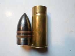 37mm 1917 INERTE - Armes Neutralisées