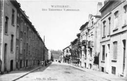 Watermael - Rue Théophile Vanderelst (animée, Colorisée, Edit. Th Bogaerts, Marco Marcovici) - Watermael-Boitsfort - Watermaal-Bosvoorde