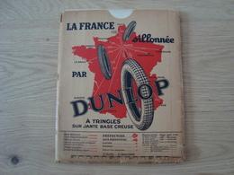 CARTE ROUTIERE DUNLOP JUIN 1930 LA BRETAGNE-SUD - Cartes Routières