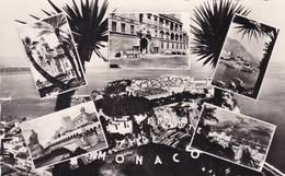 Principauté De Monaco (pk60621) - Multi-vues, Vues Panoramiques