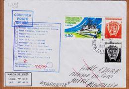 M122 TAAF Dikembalikan Non Distribué MIRI SARAWAK Malaisie 1996 MARTIN-de-VIVIES Kerguelen - Terres Australes Et Antarctiques Françaises (TAAF)