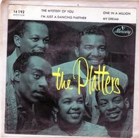 Pochette Sans Disque Sous Plastique - The Platters  - Mercury 14192 - 1957 - Accessories & Sleeves