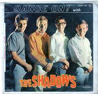 Pochette Sans Disque Sous Plastique - The Shadows  - Columbia ESDF 1457 - 1962 - Accessoires, Pochettes & Cartons