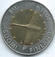 Finland - 10 Markkaa - 1995 - EU Membership - KM82 - Finland