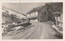 CPSM 48 COL DE JALCRESTE HOTEL RESTAURANT   ETAT - France