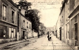 -[72] Sarthe >SILLE - Le - GUILLAUME . Grande - Rue  / BEUCHER - Sille Le Guillaume