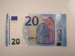 20 Euro U027 UNC - EURO