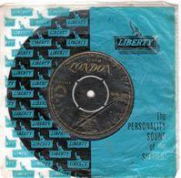 Sam Cooke - You Send Me - Summertime - London 45 HL-1278 - 1957 - Soul - R&B
