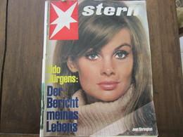 MAGAZINE STERN APRIL 1966  N 17 UDO JURGENS DER BERICHT MEINES LEBENS  JEAN SCHRIMPTON - Voyage & Divertissement
