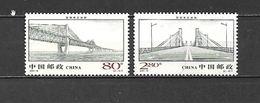2001 - N. 3932/33** (CATALOGO YVERT & TELLIER) - 1949 - ... Repubblica Popolare