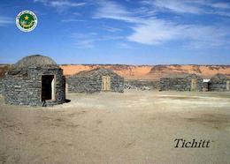 Mauritania Tichitt UNESCO New Postcard Mauretanien - Mauritania