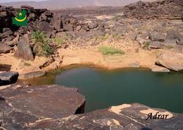 Mauritania Adrar Plateau Landscape New Postcard Mauretanien - Mauretanien