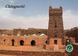Mauritania Chinguetti Mosque UNESCO New Postcard Mauretanien - Mauretanien