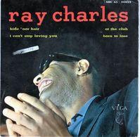 Ray Charles - Drown In My Own Tears - Atlantic 212050 - 1962 - Soul - R&B