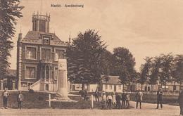 Aardenburg - Markt - Nederland