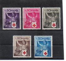 POL1081 RUMÄNIEN 1941 MICHL 696/00 (*) FALZ SIEHE ABBILDUNG - 1918-1948 Ferdinand, Carol II. & Mihai I.