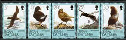 Tristan Da Cunha, Yvert 448/452, Scott 455/459, MNH - Tristan Da Cunha