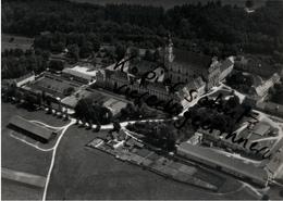+ FÜRSTENFELDBRUCK, Kloster Fürstenfeld, Bayern, Original, Seltenes Luftbild 1937, Nr. 27332, Format 18 X 13 Cm - Fuerstenfeldbruck