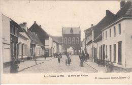 Ninove En 1902 - La Porte Aux Vaches - Ninove