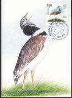 Kirgistan Kyrgyzstan MNH** 2019  Bird Little Busard Sympathis Issue CEPT 2019  Mi 129 Max M - 2019