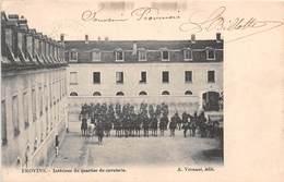 PROVINS - Intérieur Du Quartier De Cavalerie - Provins