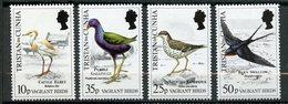 Tristan Da Cunha, Yvert 461/464, Scott 464/467, MNH - Tristan Da Cunha
