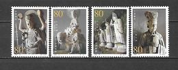 2002 - N. 4011/14** (CATALOGO YVERT & TELLIER) - 1949 - ... Repubblica Popolare