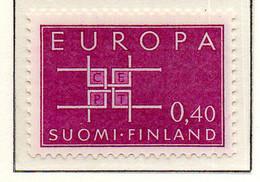 PIA - 1963 : EUROPA  - Finlandia - (Yv 556) - Europa-CEPT