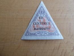 France  COTE DES SOMALIES Poste N° 32 Neuf Sans Charnière  Cote 135 € Voir 2 Scans - Côte Française Des Somalis (1894-1967)