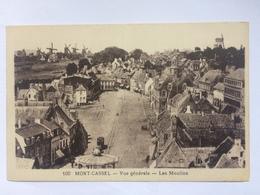 MONT CASSEL - Vue Generale - Les Moulins - Cassel