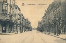 CPA - Belgique - Brussels - Bruxelles - Schaerbeek - Avenue Rogier - Schaarbeek - Schaerbeek