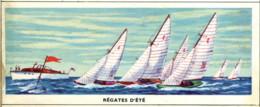 Image 13x 5,3 : Régates D'été - Old Paper