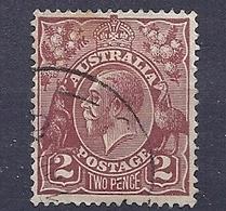 190031559  AUSTRALIA   YVERT   Nº  53A - 1913-36 George V : Heads