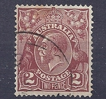 190031559  AUSTRALIA   YVERT   Nº  53A - Used Stamps