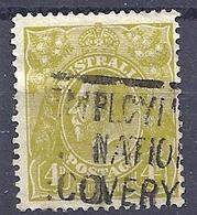 190031562  AUSTRALIA   YVERT   Nº  55A - 1913-36 George V : Heads