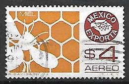 MEXIQUE    -   Exportations  /  Miel  /  Abeilles , Oblitéré - Mexique