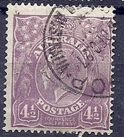 190031563  AUSTRALIA   YVERT   Nº  41 - 1913-36 George V : Heads