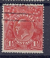 190031564  AUSTRALIA   YVERT   Nº  49 - 1913-36 George V : Heads