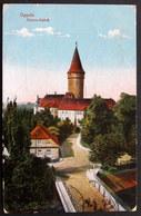 Poland / Polen / Polska: Oppeln (Opole), Piasten-Schloß  1918 - Polen