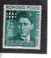 POL1080 RUMÄNIEN 1940 MICHL 680 (*) FALZ  SIEHE ABBILDUNG - 1918-1948 Ferdinand, Carol II. & Mihai I.