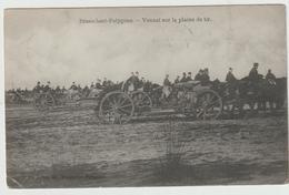 CAMP DE BRASSCHAET - POLYGONE - Venant Sur La Plaine De Tir - Casernes