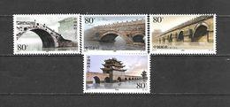 2003 - N. 4070/73** (CATALOGO YVERT & TELLIER) - 1949 - ... Repubblica Popolare