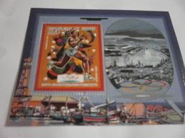 Miniature Sheet Perf Barcelona 1992 Olympics - Guinea (1958-...)