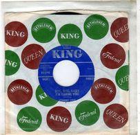 Disque De Johnny Otis - Bye, Bye, Baby - King 45 - 5790 - 1963 - Rock