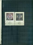 POLOGNE TABLEAUX DE A.WAWELSKIE 2 BF NEUFS A PARTIR DE 0.60 EUROS - Blocks & Sheetlets & Panes
