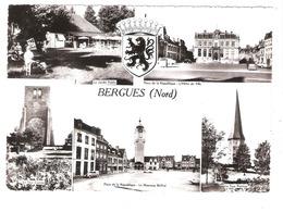 Bergues (59 - Nord)  Multi Vues - Bergues
