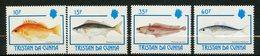 Tristan Da Cunha, Yvert 504/507, Scott 513/516, MNH - Tristan Da Cunha